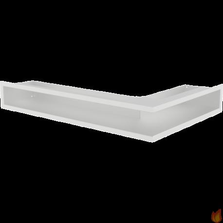 LUFT SF narożny lewy biały 60x40x9
