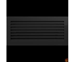 Kratka FRESH czarna 17x37