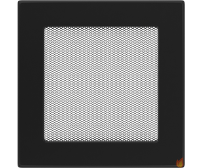 Kratka czarna 17x17
