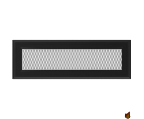 Kratka Oskar czarna 11x32