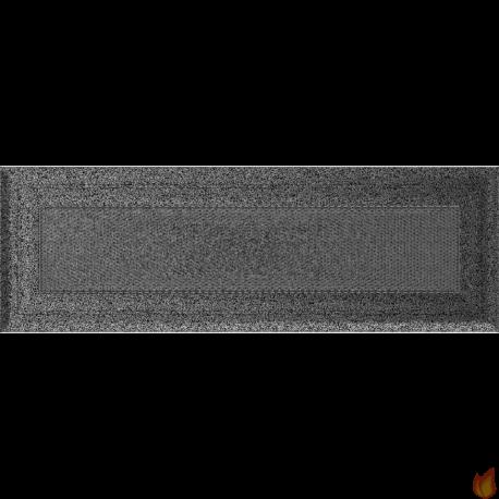 Kratka Oskar czarno-srebrna 11x32