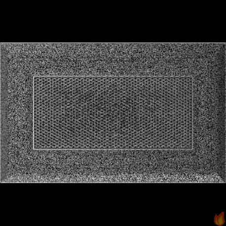 Kratka Oskar czarno-srebrna 11x17