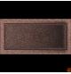 Kratka miedziana 22x45