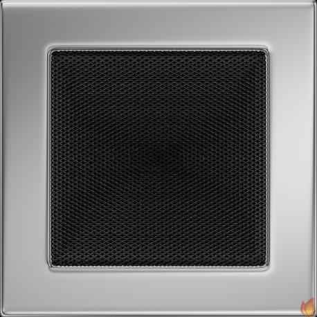 Kratka niklowana 17x17