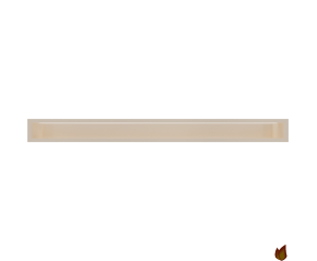 LUFT kremowy 9x100