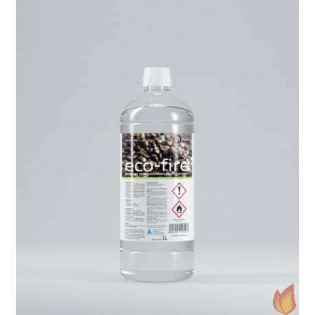 Płyn do biokominków - zapachowy Eco Fire - KAWA - op. 1L