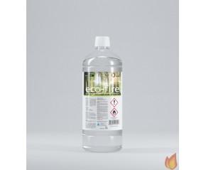 Płyn do biokominków - zapachowy Eco Fire - LEŚNY - op. 1 L - zestaw