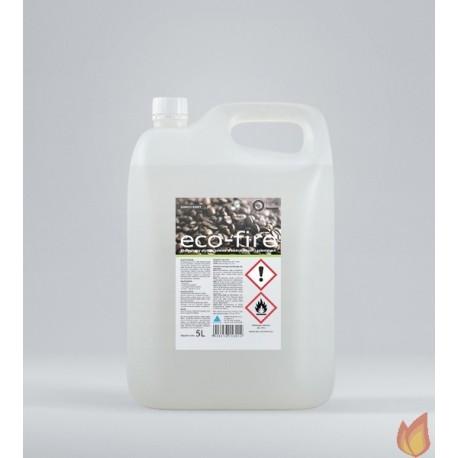 Płyn do biokominków - zapachowy Eco Fire - KAWA - op. 5L