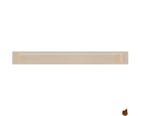 LUFT kremowy 9x80