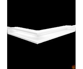 LUFT narożny prawy biały 54,7x76,6x9