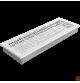 Kratka ABC biała 17x49