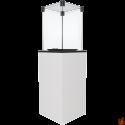 OGRZEWACZ GAZOWY PATIO M panel biały