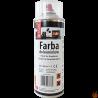 Farba do wkładów żeliwnych - spray 400 ml - kolor czarny