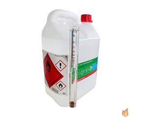 Biopaliwo do biokominka opakowanie 5L