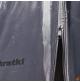 Pokrowiec na ogrzewacz gazowy UMBRELLA czarny (logo czarne)