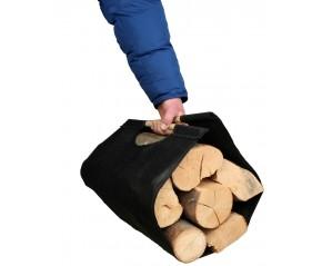 Akcesoria kominkowe - nosidło na drewno.