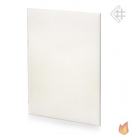 Szkło z pyrolizą do wkładu Zuzia - formatka