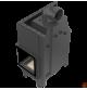 Wkład kominkowy MBO 15 prawy BS (szyby łączone bez szprosa)